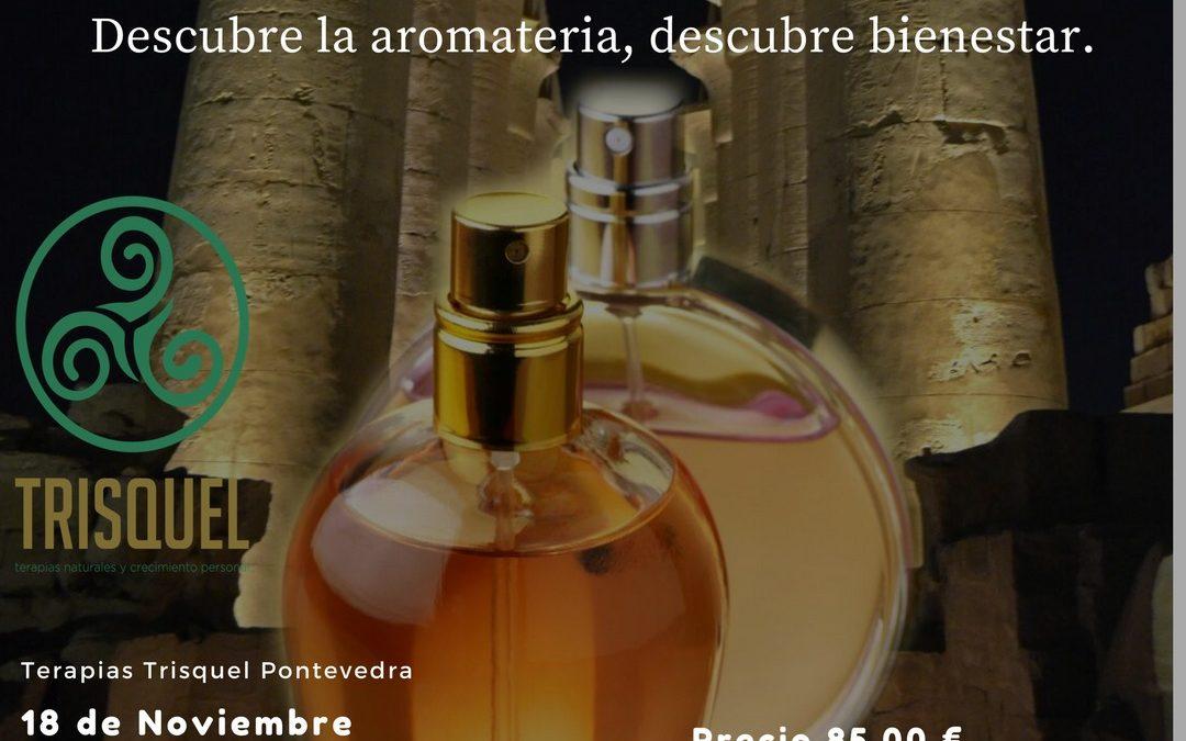 Taller Creando tus perfumes