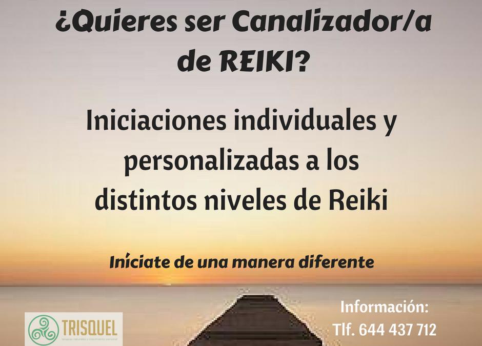 Iniciaciones individuales de Reiki